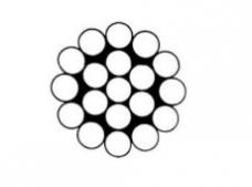Stahlseil Ø3,0mm  Niro